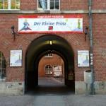 """Das Stück """"Der kleine Prinz"""" wird zum 21. Mal im Innenhof des Rathauses aufgeführt."""