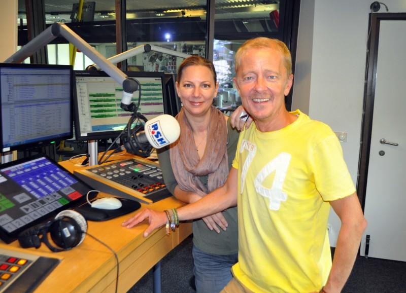 Anneke ter Veen und Carsten Köthe bestreiten ab sofort das Nachmittagsprogramm von RSH (Bild: Regiocast).